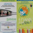 Programme 17 octobre Somain